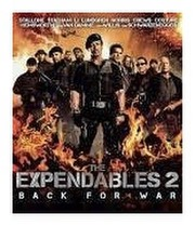 The Expendables 2 Blu-Ray