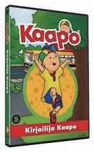 Dvd Kaapo 6 - Kirjailija Kaapo