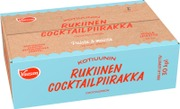 Vaasan Kotiuunin RukiinenPaistovalmis Cocktailpiirakka 30X40g  Pakaste