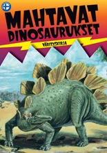 Mahtavat Dinosaurukset Värityskirja