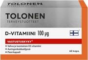 Tri Tolonen D-Vitamiin...