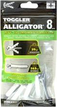 Toggler Alligator Af8-5 Kiinnike Laipalla 8Mm 5Kpl   Ruuvit
