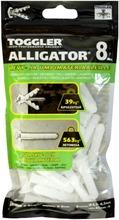 Toggler Alligator Af8-50 Kiinnike Laipalla 8Mm 50Kpl