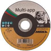 Mirka Multi App Katkaisulaikka
