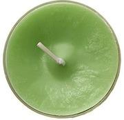 Finnmari Maxi Muovilämpökynttilä 4-Pack Lime