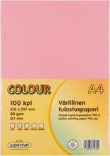 Teehoo Värillinen Tulostuspaperi A4 100Kpl