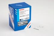 Pintos Lankanaula 25X1,5mm Sähkösinkitty 0,5Kg