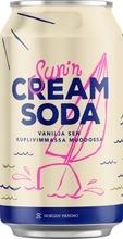 Sun'n Cream Soda 0,33L