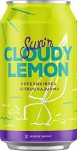Sun'n Cloudy Lemon 0,33L