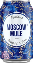 Mocktail Moscow Mule 0,0% 0,33L