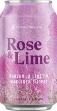 Rose & Lime-siideri