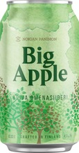 Big Apple Kuiva Omenasiideri 0,33L 4,7%
