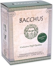 Bacchus Exclusive Vermouth Bianco Viiniainespakkaus 22 Litralle Kotiviiniä