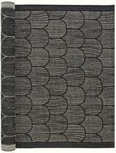 Lapuan Kankurit Paanu laudeliina musta pellava-puuvilla 48x150cm