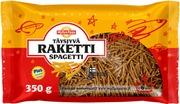 Lyhyt Täysjyväspagetti...