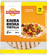 Myllyn Paras Kaura Rieska Tortilla Oatgoods 220G