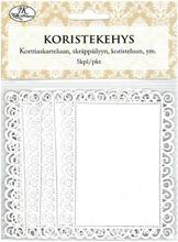 Premico Koristekehys 5Kpl Valkoinen