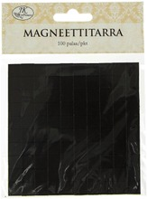 Primeco Magneettitarra Musta 100Kpl/Pkt