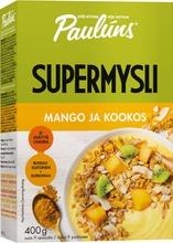 Paulúns Mango Ja Kookos Supermysli 400G