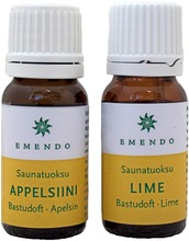 Saunatuoksut 2x10 ml