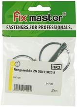 Fix Master Rengassokka 8,0Mm Sinkitty 2Kpl