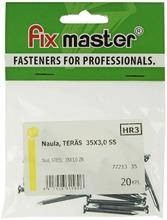Fix Master Naula Teräs 35X3,0 Ss 20Kpl