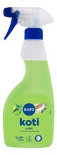 Kiilto Kodinpuhdistaja Spray Lime 500 Ml
