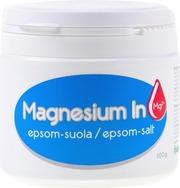 Magnesium in epsomsuola