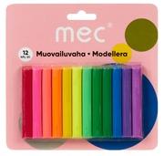 Mec Muovailuvaha 200G Värilajitelma