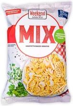 Weekend Snacks Weekend Mix Maustettu Snacks-Sekoitus 180G