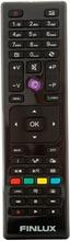 Finlux Kaukosäädin Rc4875 Non Smart Tv