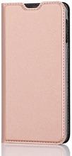 Wave Book Case, Samsung Galaxy S10e, Ruusukulta