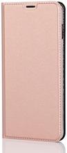 Wave Book Case, Samsung Galaxy S10+, Ruusukulta