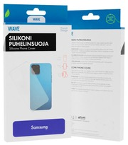 Wave Silikonisuoja Samsung Galaxy A50