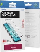 Wave Panssarilasi Huawei P3 Lite Musta Kehys