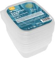 Fredman Eskimo pakastusrasia 0,35l mikronkestävä x 6 kpl