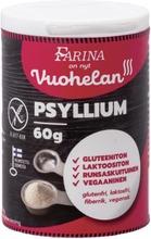 Vuohelan Psyllium 60G