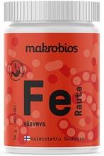 Makrobios Rauta 18 Mg 60 Tablettia 24G
