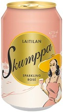 Laitilan Skumppa Sparkling Rosé 4,7% 0,33L Siideri