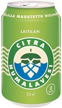 Laitilan Humalavesi Citra 0,33L