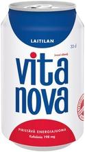 Laitilan Vita Nova 0,33L Piristävä Energiajuoma