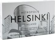 Dammenberg Helsinki Salmiakki Maitosuklaanappi 215G