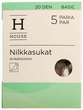 House Nilkkasukat 20 Den 5-Pack