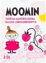 Moomin 2Dl Vadelma-Man...