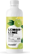 Mysoda Sitruuna-Lime 500Ml