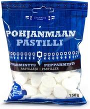 Finlandia Candy Pohjanmaan Pastilli 150G Piparminttupastilleja