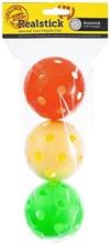 Realstick Salibandypallo 3Kpl Moniväri
