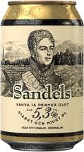 Sandels 5,3% Olut 0,33...