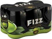 6 X Fizz Original Dry ...