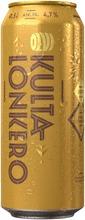 Kultalonkero 4,7 % 0,5 l